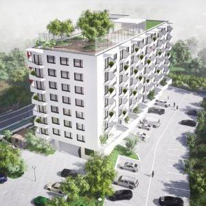Čerešne Inn. Zdroj: ITB Development