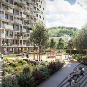 Čerešne Residence. Zdroj: ITB Development