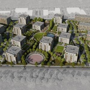 Bory Bývanie, II. etapa. Zdroj: Penta Real Estate