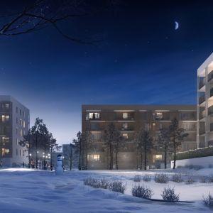 Tretia etapa Borov. Zdroj: Penta Real Estate