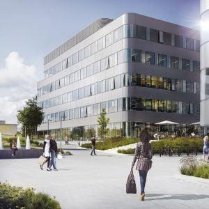 Bory Office Park. Zdroj: Penta Real Estate