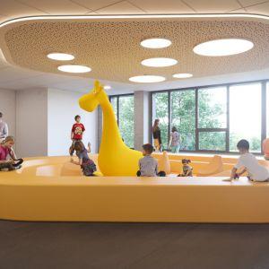 Nemocnica by mala poskytnúť príjemnejšie prostredie aj detským pacientom. Zdroj: Svet zdravia