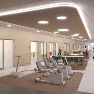 Spoločné priestory pre izbami. Zdroj: Svet zdravia