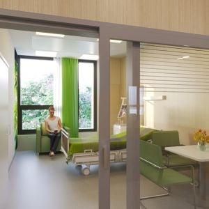 Izby budú jednolôžkové s vlastným sociálnym zariadením. Zdroj: Svet zdravia