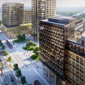 Zhotoviteľ pre hrubú stavbu Eurovey je známy, projekt začne čoskoro rásť