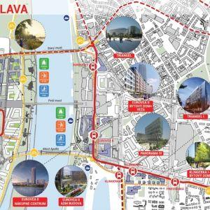 Spojená Bratislava. Zdroj: J&T Real Estate