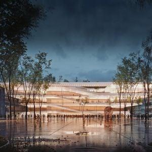 J&T Real Estate predstavuje svoj koncept Národného kultúrneho a kongresového centra