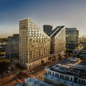 Rezidencia Bottova rebranduje na Metropolis a spúšťa predaj bytov