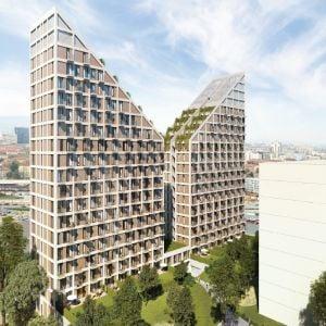 Downtown dostane ďalšie veže, Rezidencia Bottova má stavebné povolenie