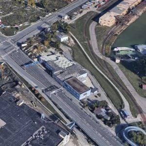 Lokácia Ryby. Zdroj: Google Maps