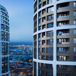 Penta Real Estate spúšťa predaj bytov v štvrtej veži Sky Park Residence