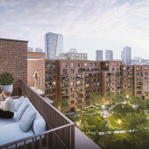 Zwirn odštartoval oficiálny predaj bytov, podoba umeleckého diela na námestí zatiaľ nie je známa
