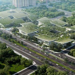 ESET pracuje na príprave nového sídla, onedlho zbúra starú nemocnicu