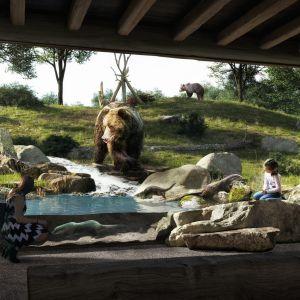 Bratislavská ZOO sa pripravuje na rozvoj, ako prvý vznikne výbeh pre medveďa