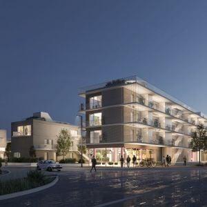 Hlavné mesto odhaľuje podobu prvého nájomného bytového domu