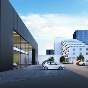 Zdroj: FVA Architekti via Šport.sk