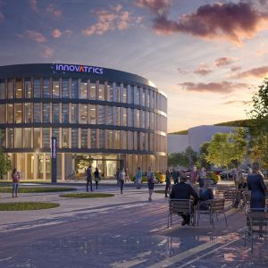Pri železničnej stanici Vinohrady vznikne technologický kampus Innovatrics