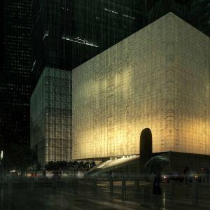 Perelmanovo kultúrne centrum v New Yorku. Zdroj: Immocap