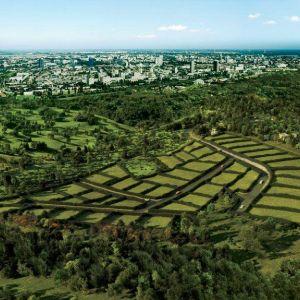 Pôvodný vzhľad Uptown Koliba. Zdroj: Soravia Group