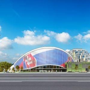 Športová hala na Pasienkoch je pred rekonštrukciou, vzniknúť tu má Národné basketbalové centrum