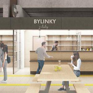 Úprava interiéru podľa nového manuálu. Zdroj: Nová tržnica / EKO-podnik VPS