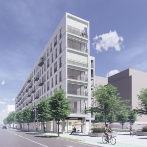 Tretia etapa Pri Mýte sa opäť mení, nový dom môže mať ešte mestskejší charakter