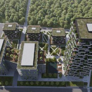 Green Park má územné rozhodnutie napriek nesúhlasu mestskej časti aj Hlavného mesta