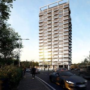 Liget je už vo výstavbe. Vznikajú najlepšie byty v Bratislave?
