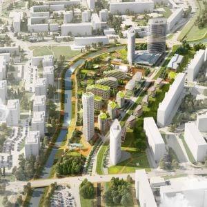 Ako môže vyzerať nové centrum Petržalky?