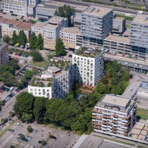 Hlavné mesto predstavuje ďalší zámer nájomného bytového domu