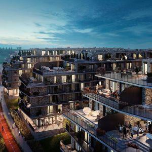 Do predaja idú postupne byty v časti UniQ Slnečnice - štvrtej etape Viladomov. Zdroj: Cresco Real Estate
