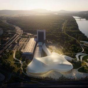Incheba predstavuje koncept Národného kultúrneho a kongresového centra