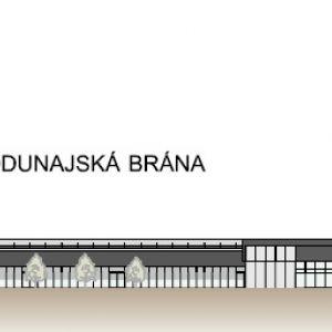 Rozšírený pohľad od Ulice Svornosti. Zdroj: Grotto a.s. / EIA