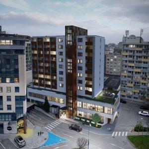 Na Košickej 52 vzniká apartmánový dom