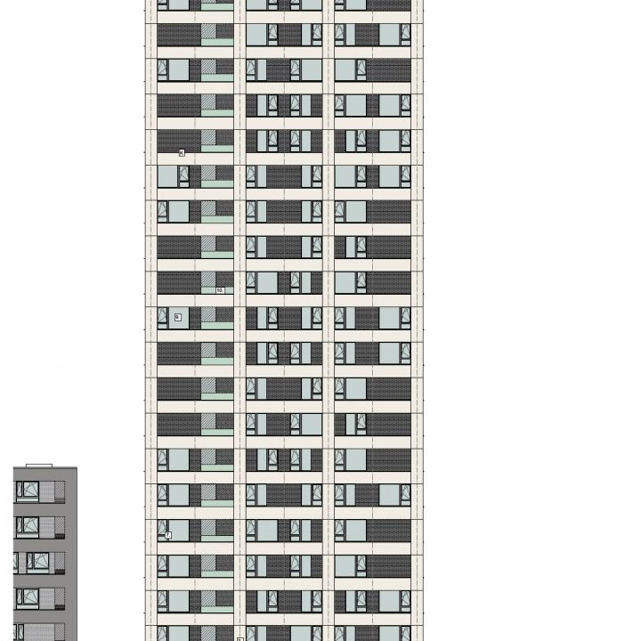 Nová Cvernovka - Century Residence