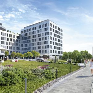 Office Prístavná 1 sa blíži k výstavbe