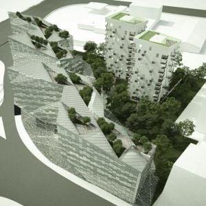 Zdroj: Architektonická kancelária Jančina