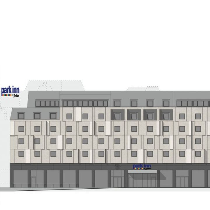 Rekonštrukcia Hotela Park Inn