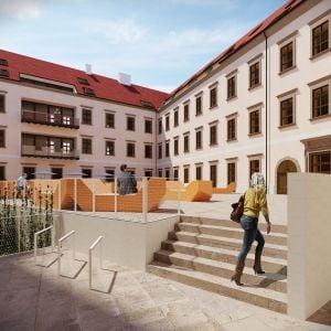 Tunel k Esterházyho palácu je dokončený, projekt odhaľuje nové vizualizácie
