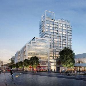 Ideová architektonická súťaž na fasádu hotela Kyjev má víťazov