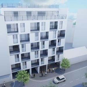 Nové byty Staré Mesto. Zdroj: Fingest