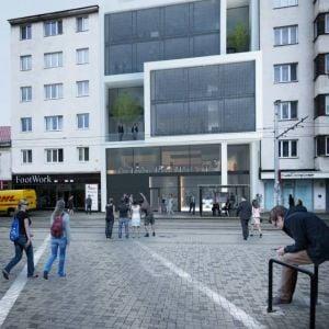 Starší návrh projektu. Zdroj: AK Ľubomír Závodný