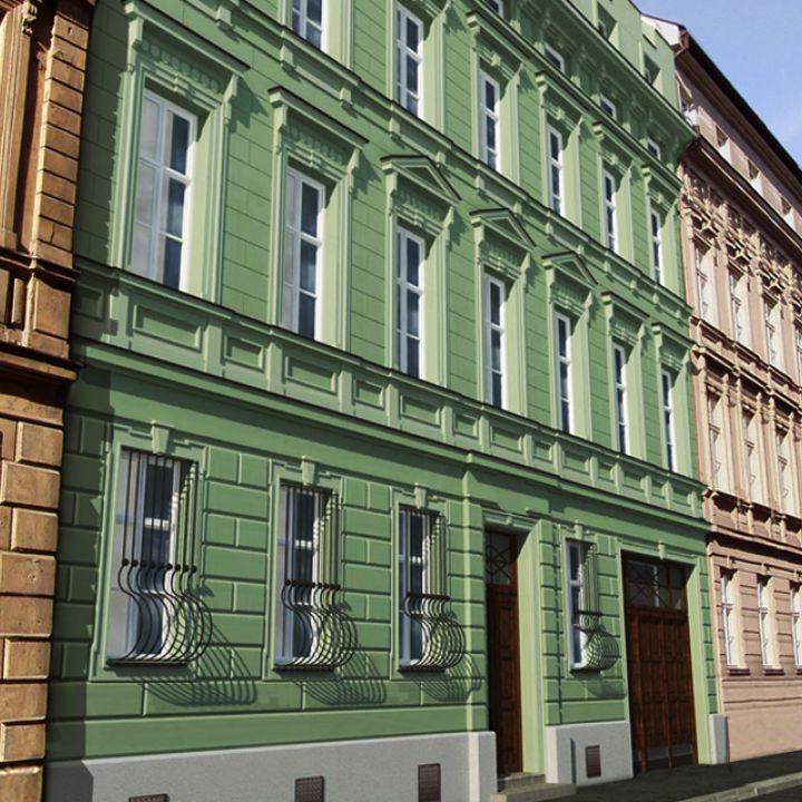 Bytový dom Podjavorinskej