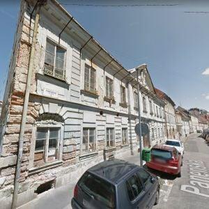 Habermayerov palác na Panenskej 15. Zdroj: Google StreetView