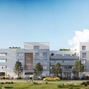 Rezidencie K Železnej Studničke. Zdroj: Projekt Investment