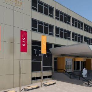 STU rozbieha rekonštrukciu ďalších budov a predstavuje svoje plány