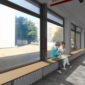 Budúca podoba bloku B Stavebnej fakulty. Zdroj: Slovenská technická univerzita