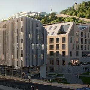 Vydrica spúšťa predaj prvých bytov, ide o najdrahší projekt v Bratislave