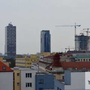 Existujúca administratívna štvrť na Nivách sa rozširuje.