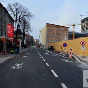 Developer medzičasom zrekonštruoval Čulenovu ulicu.